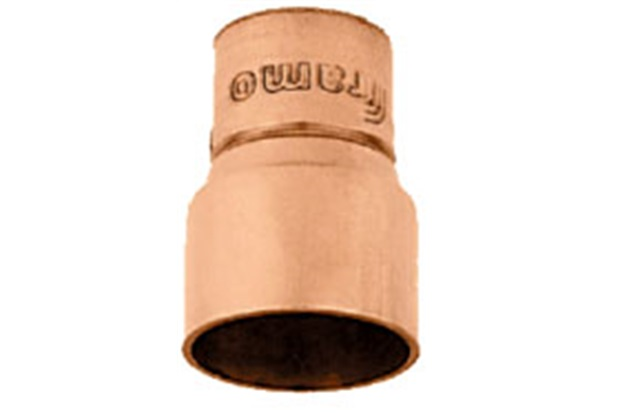 Bucha de Redução em Cobre com Solda 28x15mm - Ramo Conexões