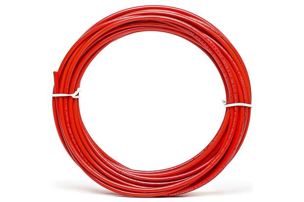 Cabo de Energia 1,5mm² Duflex com 100 Metros Vermelho - Induscabos