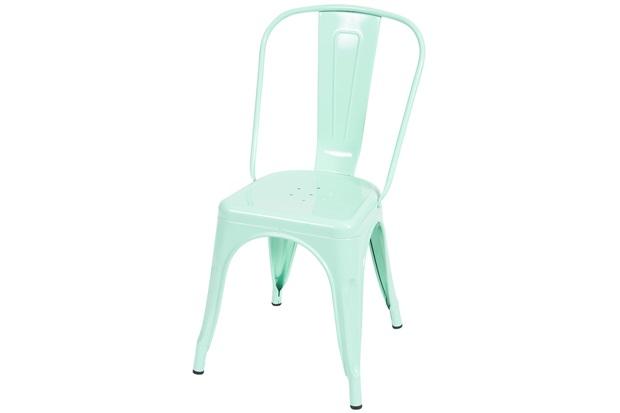 Cadeira em Alumínio Tommy Tiffany - Ór Design
