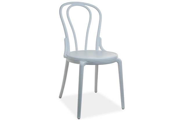 Cadeira em Polipropileno Boppard Out 44,5x50cm Branca - Casa Etna