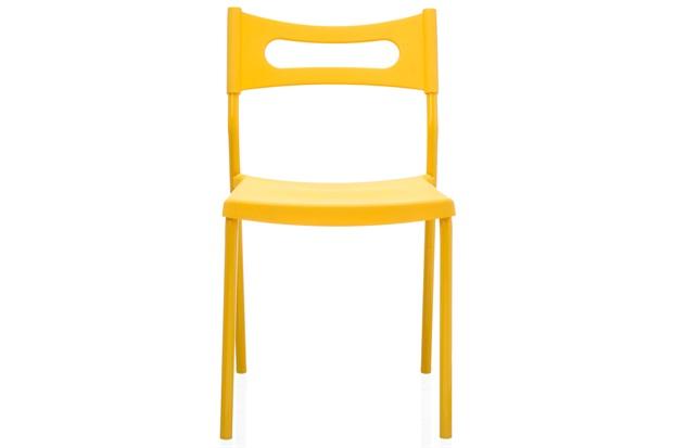 Cadeira em Polipropileno Easy 41 X 49 Cm - Casa Etna