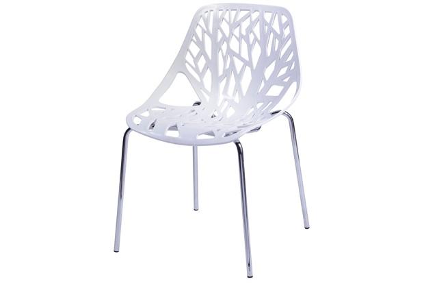 Cadeira Folha Branca - Ór Design