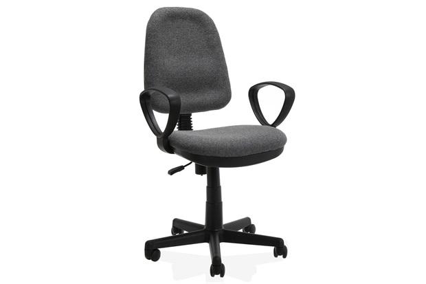 Cadeira Giratória Malaquita 2 60x60cm Chumbo - Casa Etna