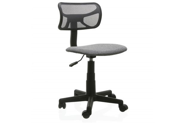 Cadeira Giratória Mark 3 53x52x73cm Chumbo - Casa Etna