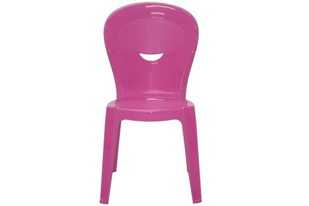 Cadeira Infantil Vice Rosa - Tramontina
