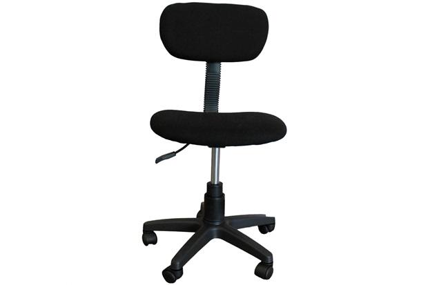 Cadeira para Escritório Operacional 75,5x41,5cm Preta - Casanova