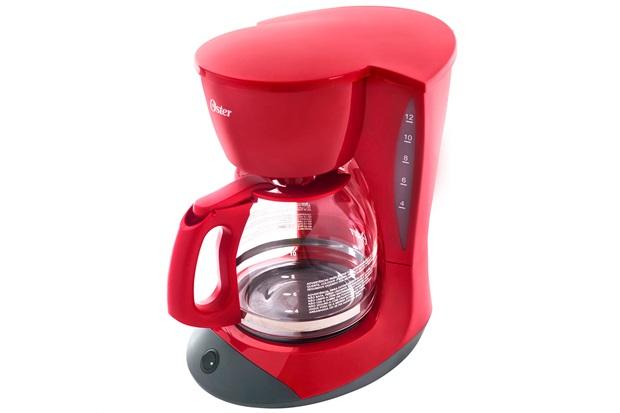 Cafeteira Red Cuisine 900w 110v Vermelha - Oster