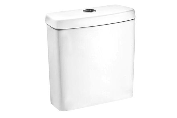 Caixa Acoplada 3/6 Litros Ecoflush Boss Branca - Incepa