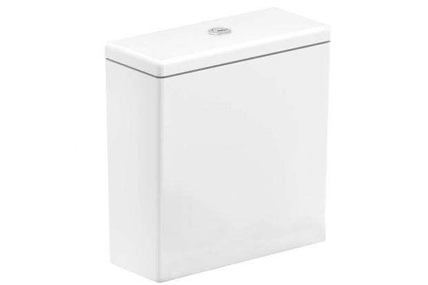 Caixa Acoplada 3/6 Litros Laufen Pró Branca - Laufen