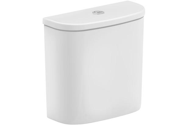 Caixa Acoplada Ecoflush 3/6 Litros Neo Branca - Roca