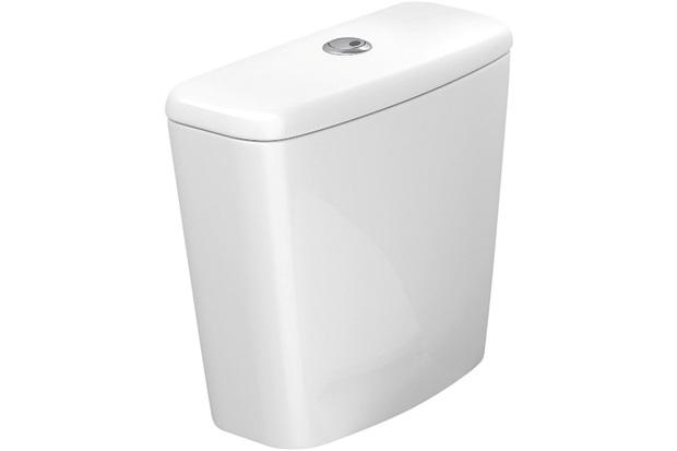 Caixa Acoplada Hydra Duo 3/6 Litros Branco - Deca