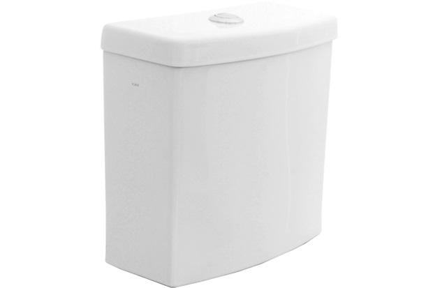 Caixa Acoplada para Bacia Vesuvio Branco Ic6400 - Icasa