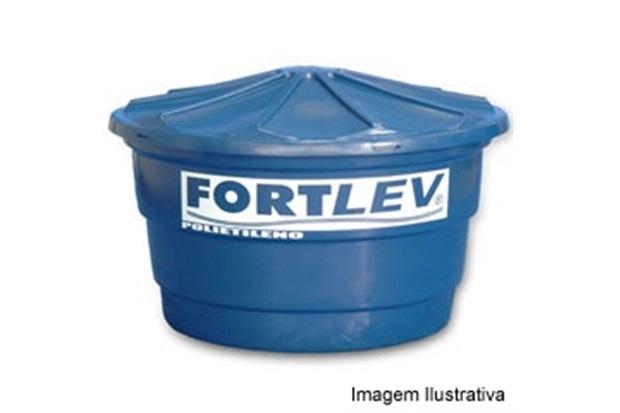 Caixa D' Água em Polietileno com Tampa  - Fortlev