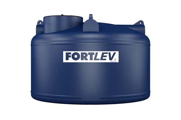Caixa D'Água em Polietileno Fortlev 5000 Litros Azul - Fortlev