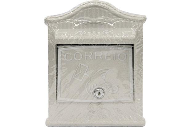 Caixa de Correio Frontal Regiane Ref. 252 - Prates & Barbosa