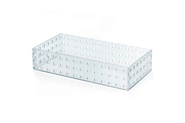 Caixa Organizadora Transparente 3,3 Litros - Arthi