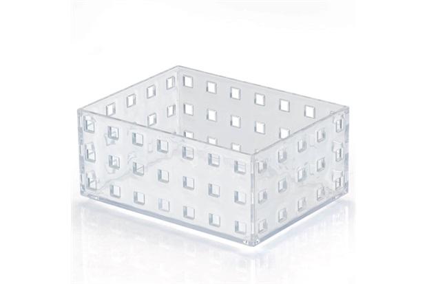 Caixa Organizadora Transparente 756ml - Arthi