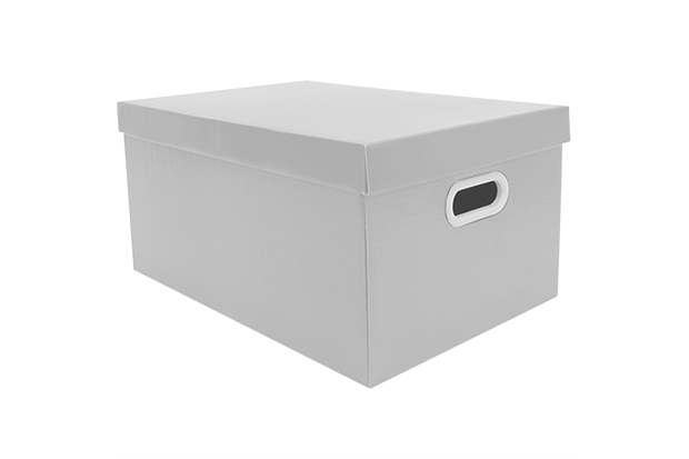 Caixa Pratika Branca 23x32cm  - Boxgraphia