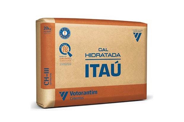 Cal Hidratada Itaú 20kg - Votorantim