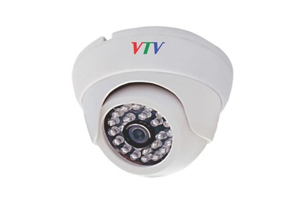 Câmera Dome 35m Branca - VTV DIGITAL