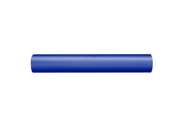 Canaleta Externa para Piscina Borda Bold Azul Naval 2,5x15,5cm - Eliane