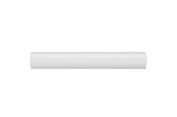 Canaleta para Piscina Externo Branco 2,5x15,5cm - Eliane