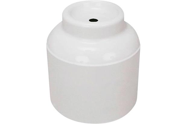 Capa para Botijão de Gás em Polipropileno Branca - Astra