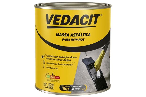 Carbolástico N02 1 Kg - Vedacit