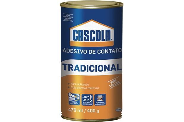 Cascola Tradicional 400g - Cascola
