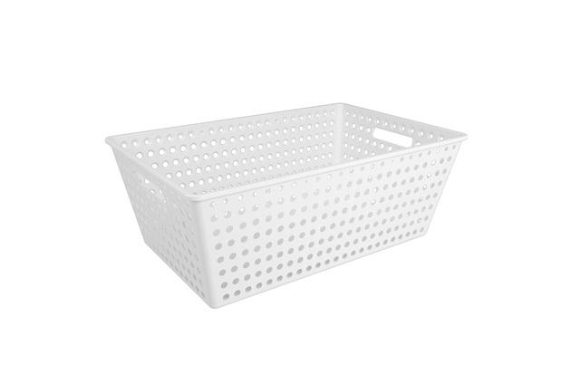 Cestão Organizador One 59,5x38,8cm Branco - Coza