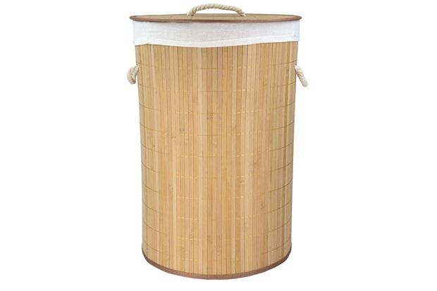 Cesto em Bambu 60x40cm Natural - Casanova