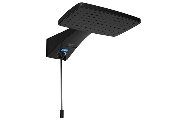Chuveiro Digital Polo Plus 110v 5500w Preto - Hydra