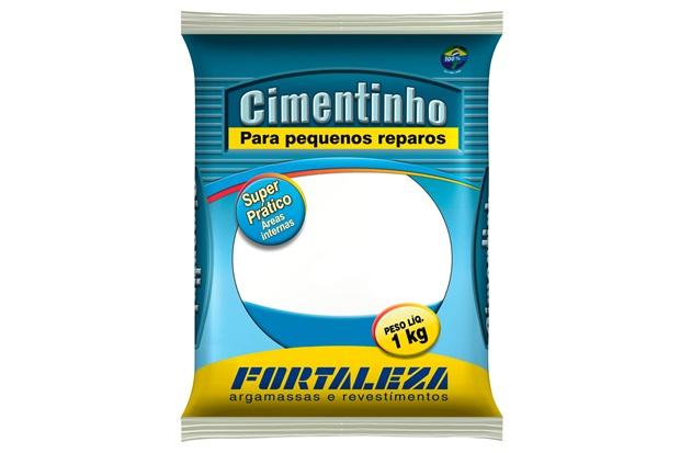 Cimentinho Branco 1kg - Fortaleza