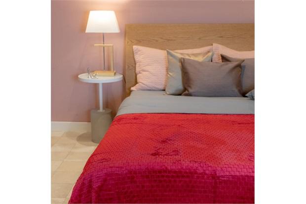 Cobertor de Solteiro Cozy Grid 150 X 220 Cm - Casa Etna