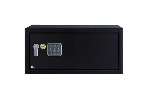 Cofre Digital Value Laptop 20x43cm Preto - Yale