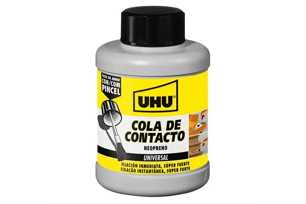 Cola de Contato Universal Super Forte com Pincel 125ml - Adere