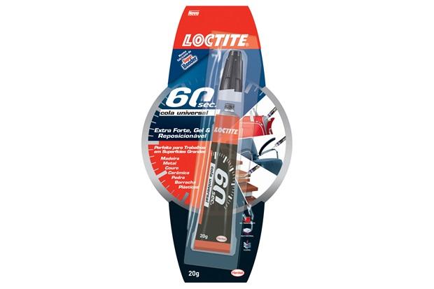 Cola Universal Loctite 60 Segundos 20g - Loctite