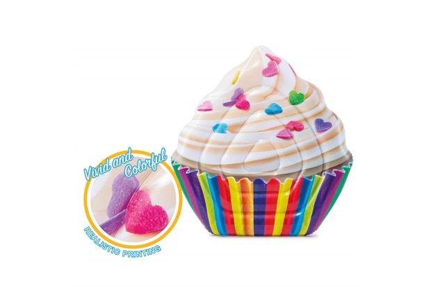 Colchão Inflável para Piscina Cupcake - Intex