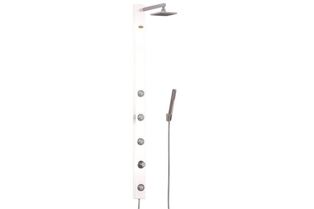 Coluna de Banho 162x9,5cm Branca - Jacuzzi