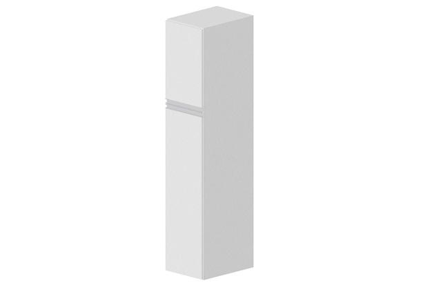 Coluna para Cozinha em Mdf Veneza 201x40cm Branca - Bonatto