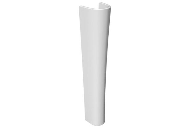 Coluna para Lavatório Lorenway 68x13,5cm Branca - Lorenzetti