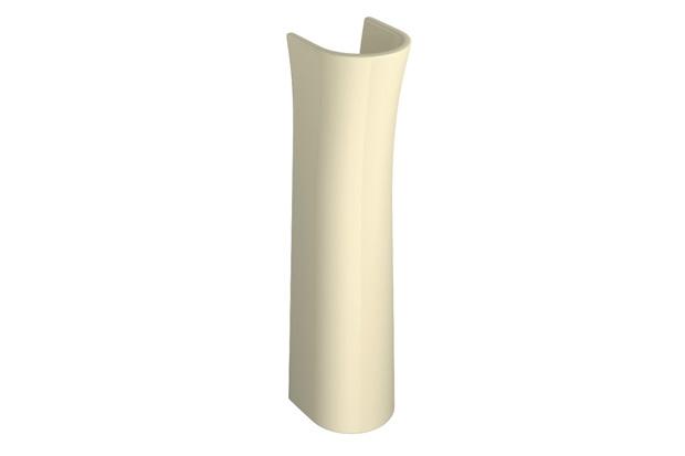 Coluna para Lavatório Ravena/Izy E Aspen Creme     - Deca