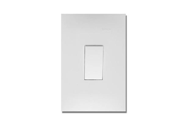 Conjunto 1  Interruptor Simples  10 a 250 V Vertical 4 X 2  - Simon