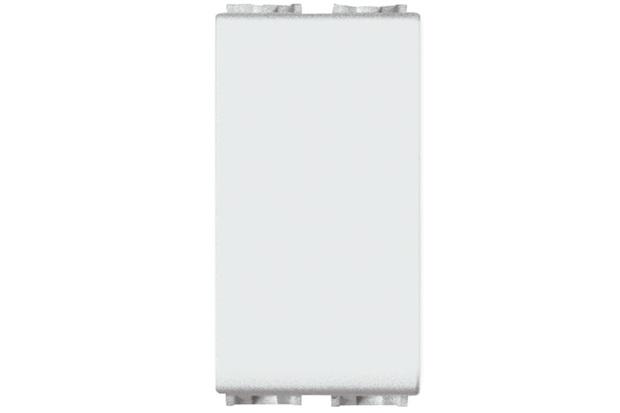 Conjunto de Interruptor Simples 10a Bivolt Thesi Up Branco - BTicino