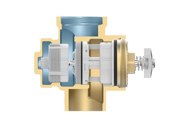 Conjunto de Reparo para Válvula de Descarga Hydra - Blukit