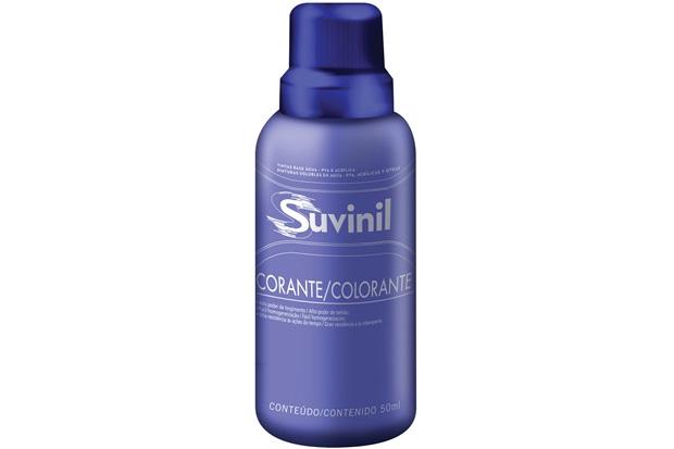 Corante Líquido Azul 50ml - Suvinil