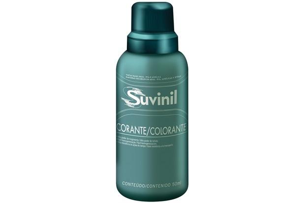 Corante Líquido Verde 50ml - Suvinil