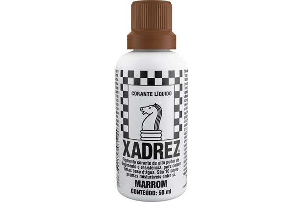 Corante Líquido Xadrez Marrom 50ml - Sherwin Williams