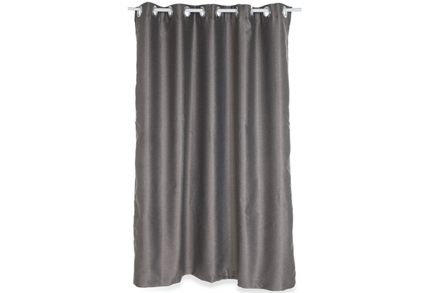 Cortina em Poliéster Blackout Blend Nude 170x300cm - Casa Etna