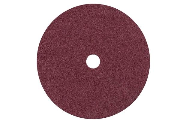 Disco de Lixa de Fibra 4.1/2x7/8'' Grão 120 - Worker